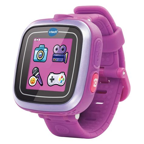 Exclusive Violet 10 vtech 174 kidizoom 174 smartwatch now available in exclusive new