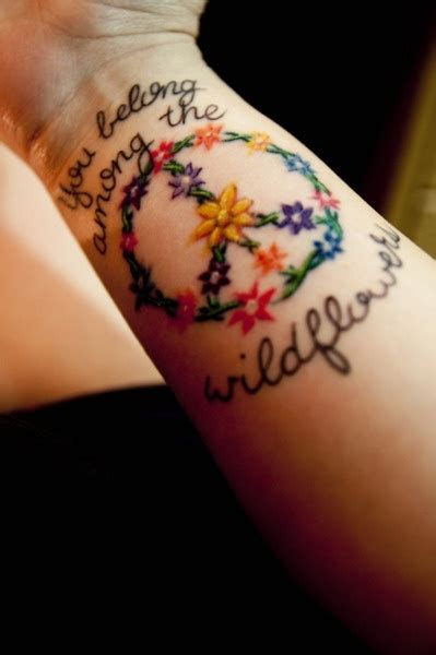 tattoo quotes peace war and peace quotes tattoos quotesgram