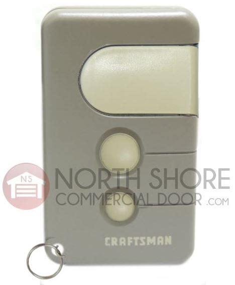 Craftsman Garage Door Remote by Sears Craftsman Garage Door Opener Mini Remote 3