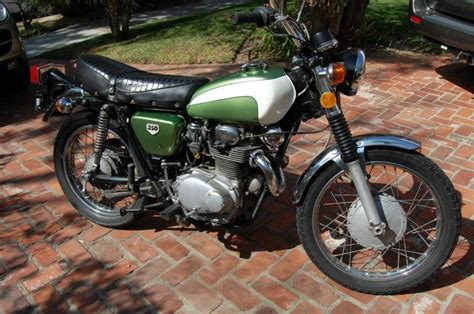 buy 1972 honda cl350 scrambler on 2040motos