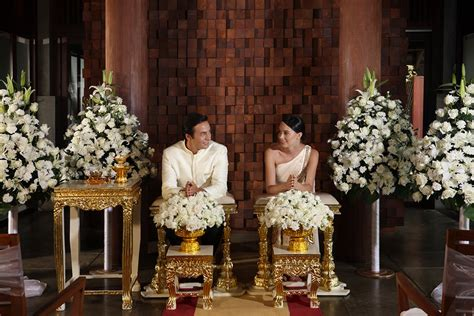 thailand wedding traditions the traditional thai wedding