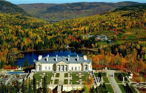 Kitchen Design Montreal Billionaire Paul Desmarais Stunning Estate Idesignarch