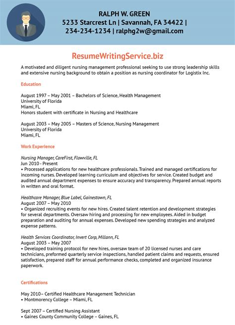 Resume Ses by Ses Resume Writing Service Resume Ideas