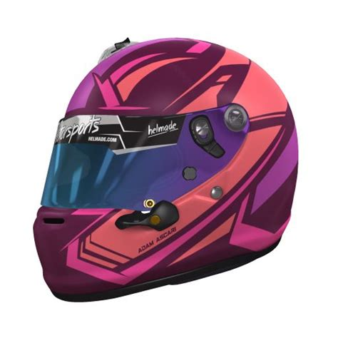 design your own helmet online helmade mk art gp 6s walker check this out my very