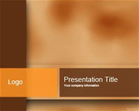 chocolate templates for powerpoint free download brown color powerpoint template