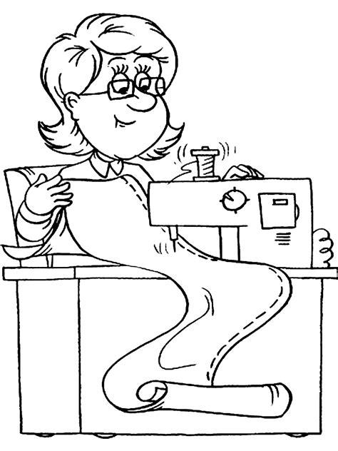 imagenes para colorear oficios imprimir im 225 genes dibujos para colorear profesiones