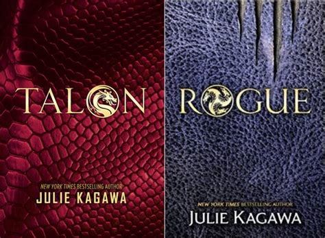 Rogue Talon 2 By Julie 10 books series for coolbeans4