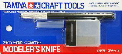 Tamiya Modeler S Knife 74040 tamiya 74040 modeler s knife with 25pcs blades kit craft model tools nib cutter in tool