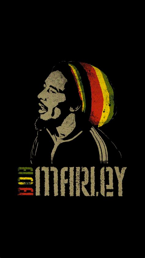 wallpaper iphone 5 reggae bob marley wallpaper for iphone x 8 7 6 free download