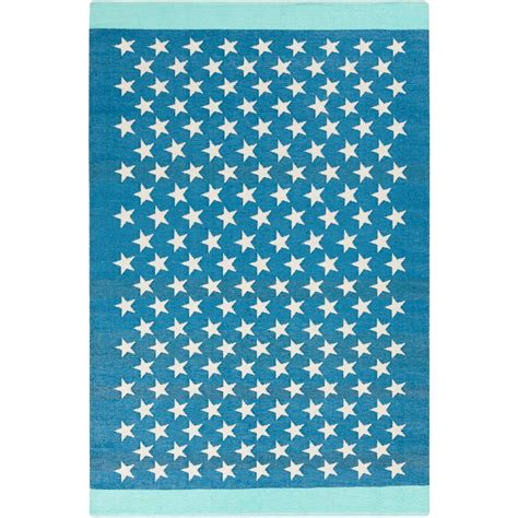 bright blue rugs artistic weavers cressida bright blue 8 ft x 11 ft indoor outdoor area rug s00151025279 the