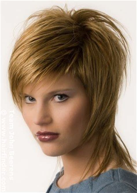 google short shaggy style hair cut hairstyles shag hairstyles and short spiky hairstyles on