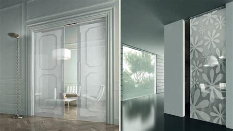 porte interne scorrevoli vetro porte in vetro per interni porte interne