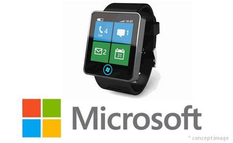 Smartwatch Microsoft Microsoft To Launch Multi Sensor Smartwatch