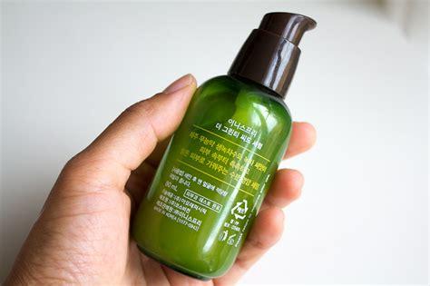 In Bottle 5ml Innisfree The Green Tea Seed Serum review innisfree green tea seed serum graceful