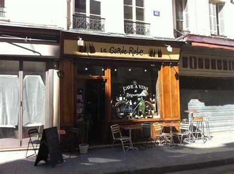le garde robe rue de l arbre sec top 9 der angesagten pariser weinlokale tipps