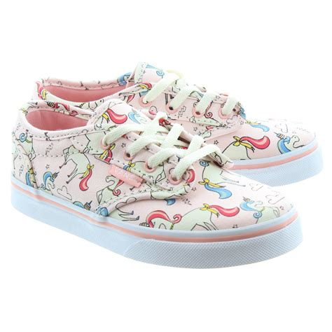 unicorn shoes vans atwood lace shoes in unicorn print in unic