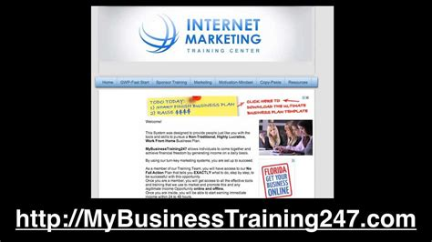 tutorial internet marketing gratis free internet marketing training youtube