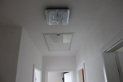 deckenleuchte flur led leuchte mit optimaler ausleuchtung f 252 r treppe und flur