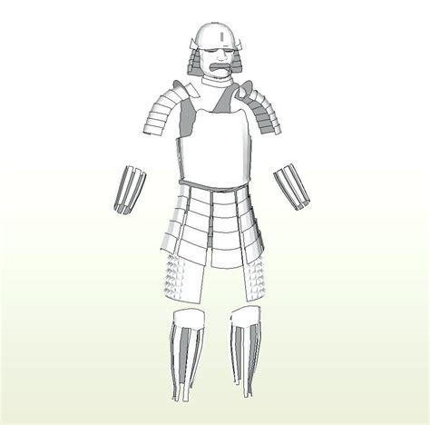 samurai helmet template samurai helmet template