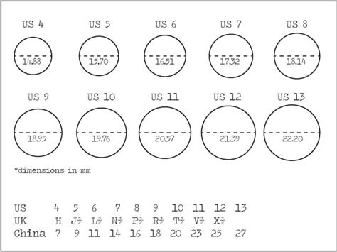 easy printable ring sizer ring size chart online the easy method to know our exact