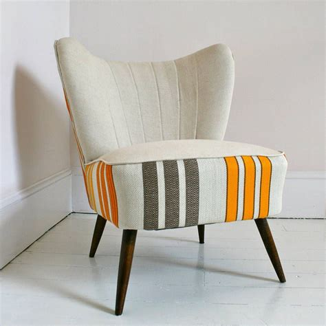 Dobson Upholstery by 1940s Restored Harriet Chair By Hickey And Dobson