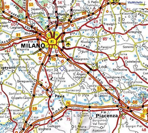 mappa stradale pavia cartina pavia my