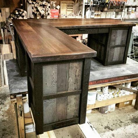 industrial l shaped desk best 25 industrial desk ideas on industrial