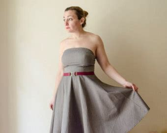 Dress Anak Place Grey Flower etsy your place to buy and sell all things handmade