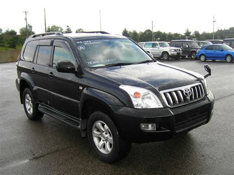 2006 Toyota Prado For Sale Used 2006 Toyota Land Cruiser Prado Photos 2700cc