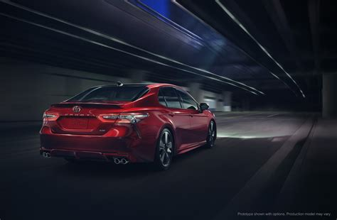 new 2018 toyota camry gets infusion of excitement and