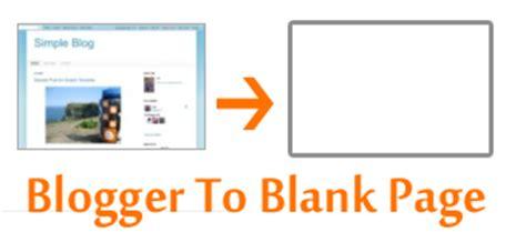 template generator blogger blank blogger template or blank html page widget generators