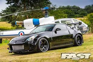 Nissan 350z Pictures Tuned 650bhp Nissan 350z Fast Car
