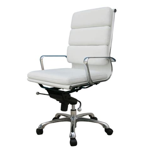 felpa white high back office chair city schemes