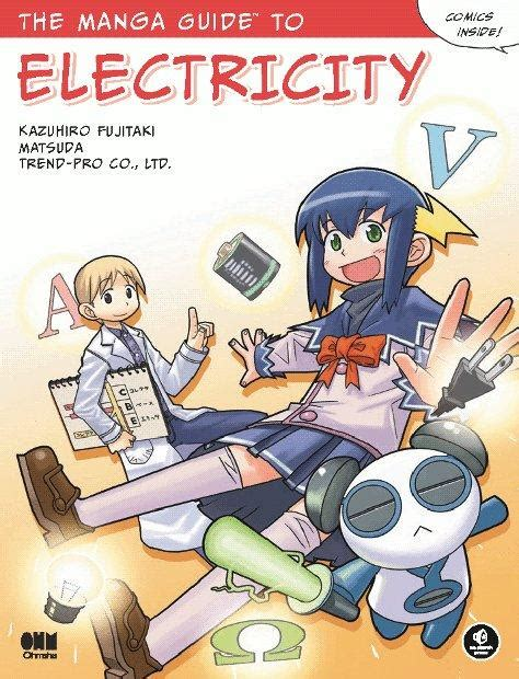 The Manga Guide To Electricity No Starch Press