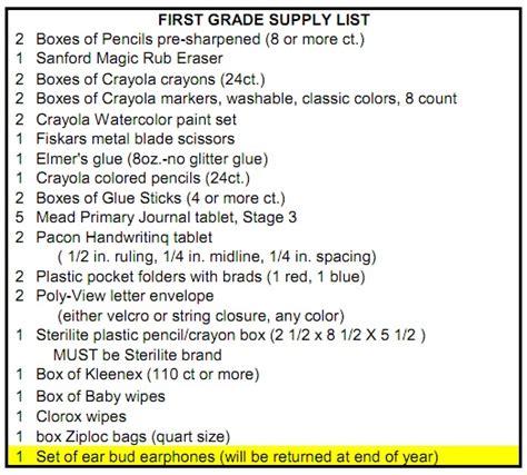 card supplies list supplies supplies list for teachers