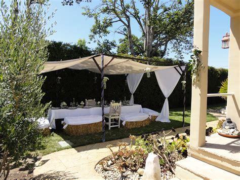 Barn Wedding Shower (painter's tarp)   Canvas drop cloth