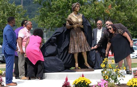 katherine johnson university west virginia state university unveils katherine johnson