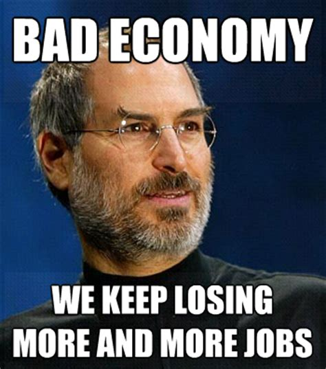 Steve Jobs Meme - image 182573 steve jobs death know your meme