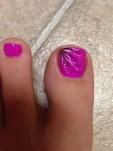 pedicure toe design pedi toe designs pinterest