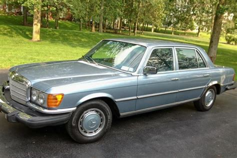antique mercedes 1977 mercedes 450 sel antique car for sale