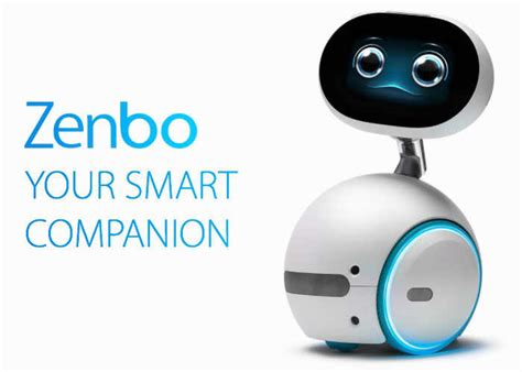 asus zenbo home robot will be available in taiwan