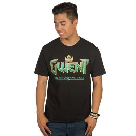 T Shirt Premium 3 the witcher 3 gwent classic logo premium fancy t shirts