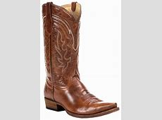Circle G Men's Whip Stitch Cowboy Boots - Snip Toe ... Justin Boots For Men