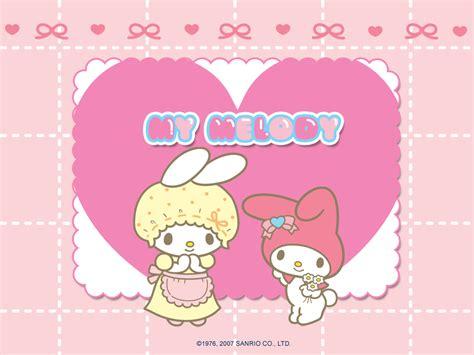 Wallpaper Gambar My Melody 2 maturos suphaphon my melody
