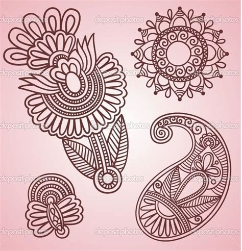 Henna Design Templates 17 best images about template monogram on