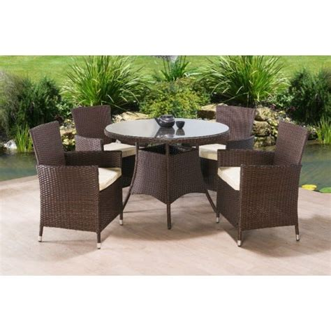 Garden Table Chairs For Sale Rattan Garden Dining Furniture Set For Sale In Uk