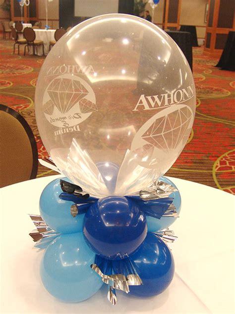 balloon centerpieces party favors ideas