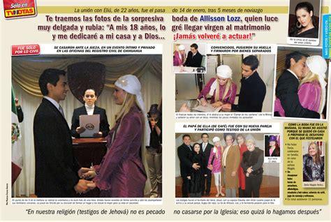 allisson lozz testigo de jehova fotos imagenes boda allisson lozz y eliu gutierrez