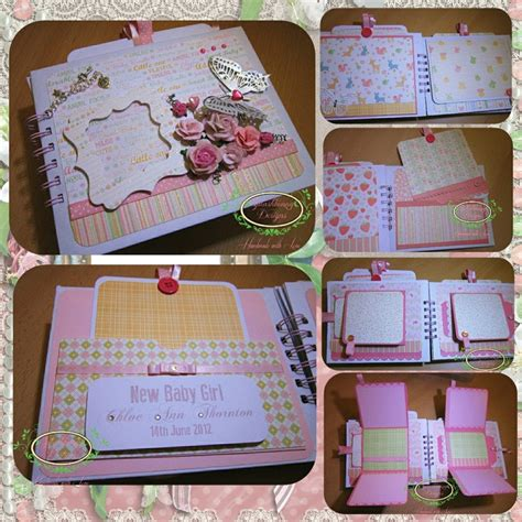 Handmade Pregnancy Journal - 17 best images about scrapbook on mini albums