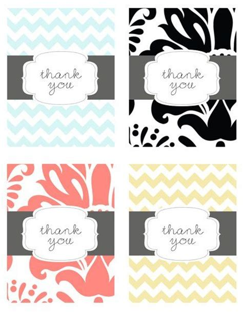 free printable thank you cards for donations 162 best images about thank you on pinterest printable